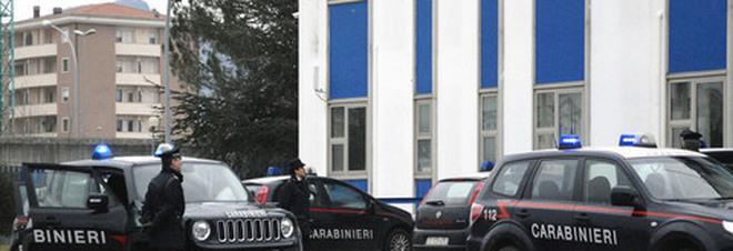Il comando provinciale carabinieri Viterbo