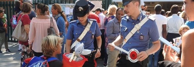 A scuola sicuri con i carabinieri