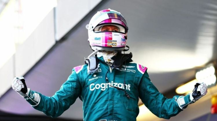 L'Aston Martin afferma di essere impegnata con Sebastian Vettel e conferma il desiderio di volere il pilota tedesco con sé anche nel 2022...