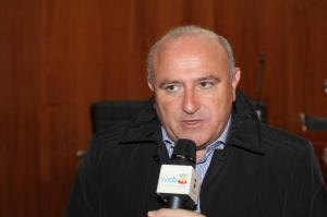 Il consigliere comunale Domenico Palmieri