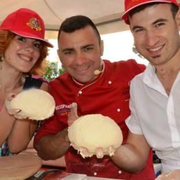 Lezioni di pizza con Davide Civitiello