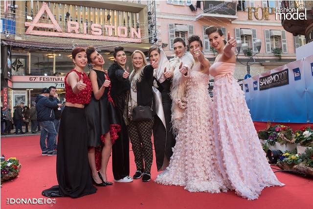 Non solo musica ma anche moda sotto i riflettori di Sanremo 2017