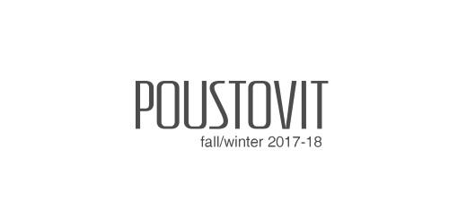 POUSTOVIT presenta a Milanola collezione AI 17