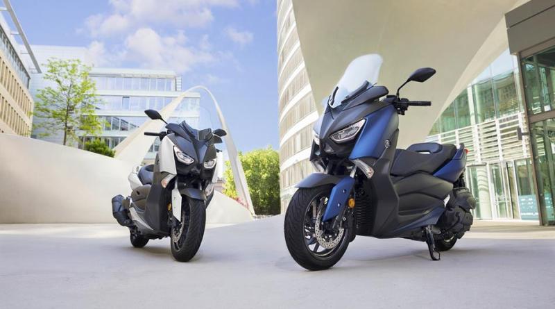 La città è sua. Ecco il nuovo Yamaha X-MAX 400