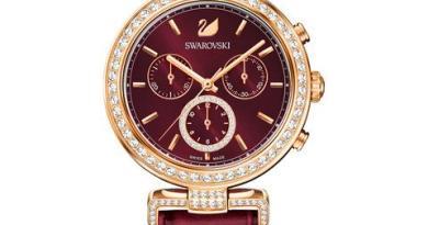 Swarovski presente al Baselword con i nuovi watches