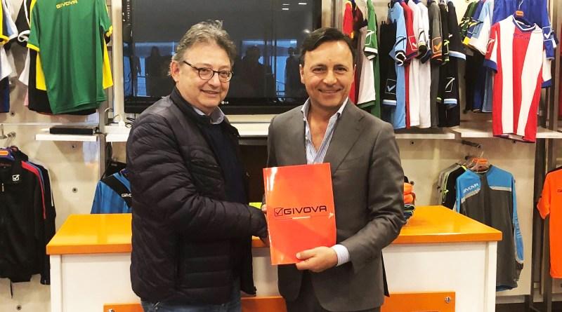 La Fipav Campania veste Givova -Storico accordo di partnership tecnica