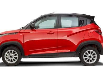 Mahindra presenta il nuovo KUV100. CitySUV compatto 3