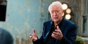 """My generation"" con Michael Caine ad AstraDoc 1"