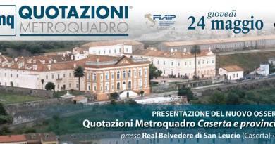 Quotazioni Metroquadro di Caserta e Provincia 2018: pronto il nuovo listino 1