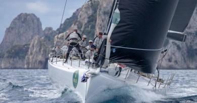 Rolex Capri Sailing Week - Day 1: in regata Maxi e Mylius