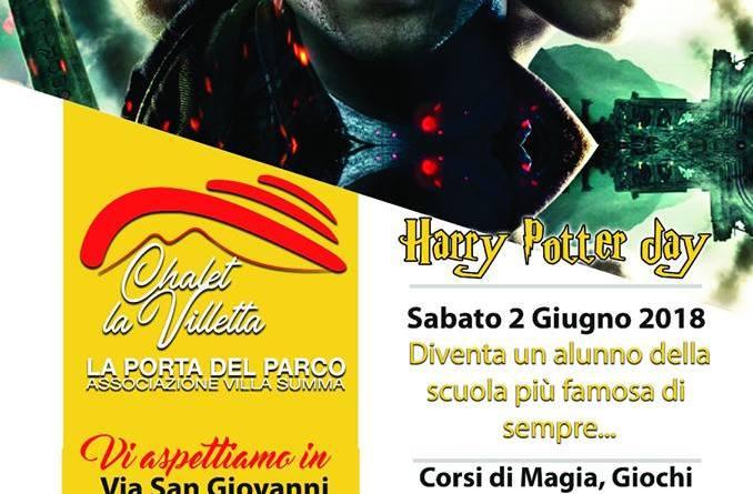 HARRY POTTER DAY - La scuola di Hogwarts arriva a Somma Vesuviana