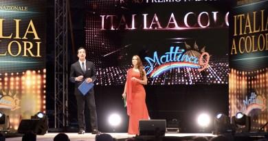 """Lunedì 2 luglio al Maschio Angioino il premio nazionale """"Italia a colori"""""""
