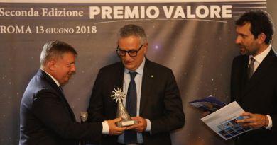 Premi: il valore a Franco Roberti e Frate Ibrahim Faltas - Cerimonia 2° edizione svoltasi a Roma