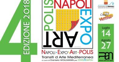 """Anime partenopee""Napoli Expò Art POLIS - IV edizione"