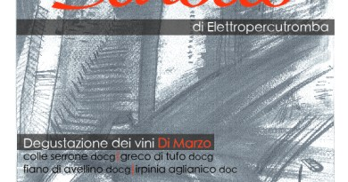 """E """"armonieimperfette"""" di Gioseph Izzo in mostra aVilla di Marzo nell'ambito dell'evento """"scirocco"""""""