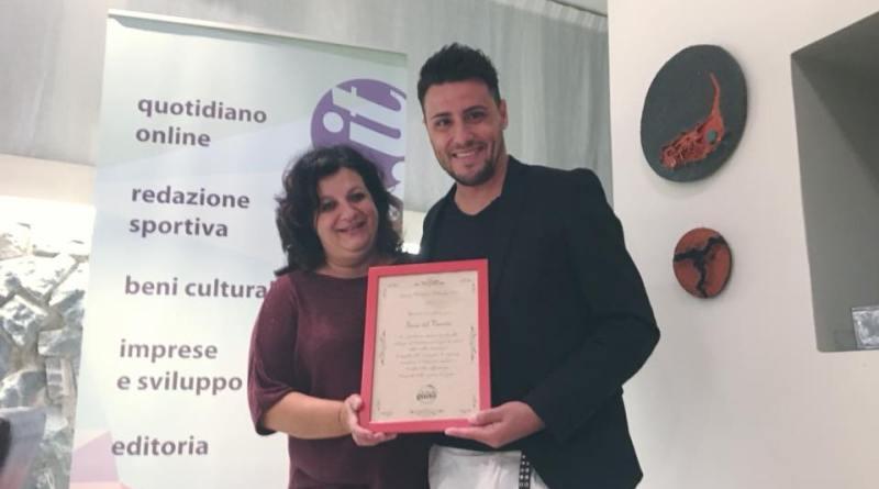 Premio d'Eccellenza ad Antonio Zeno