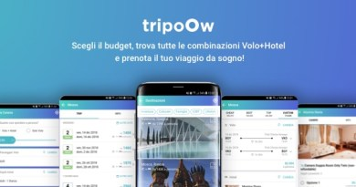 Tripoow, tour operator digitale via app con intelligenza artificiale e big data