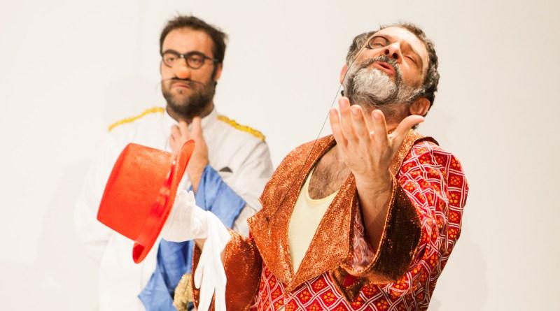 "Al Teatro Sannazaro ""MISERIA&NOBILTA''"""