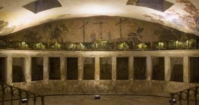 A Napoli apre l'Ipogeo della Chiesa di Sant'Anna dei Lombardi