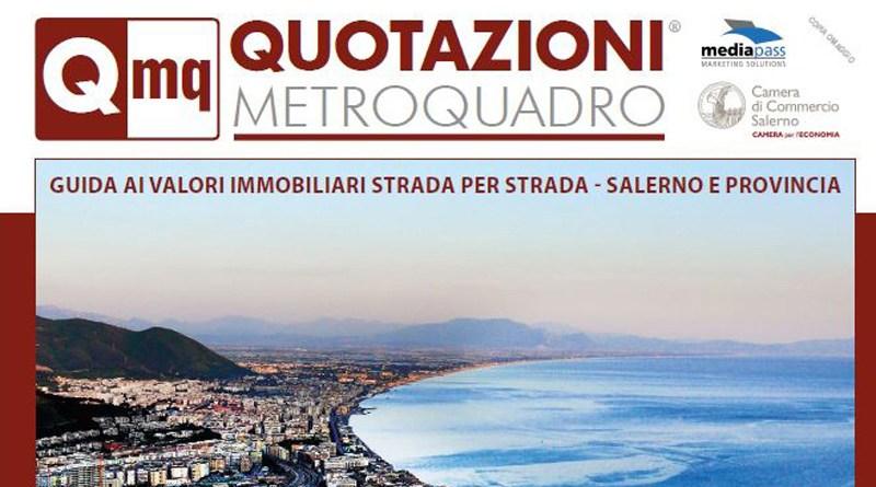 Immobili a Salerno, ritorna Quotazioni Metroquadro 2