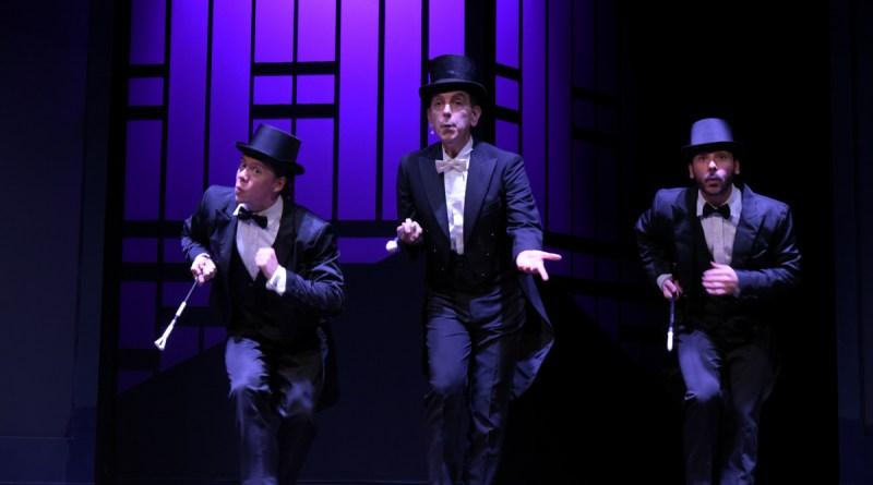 Gennaro Cannavacciuolo al Teatro Sannazaro