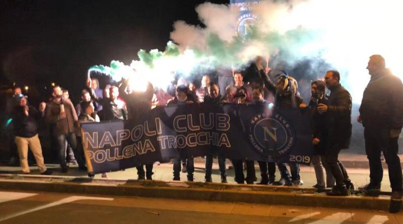 Pollena Trocchia, nasce il Napoli Club