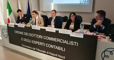 Commercialisti Napoli Nord, ecco le nuove procedure per la crisi d'impresa