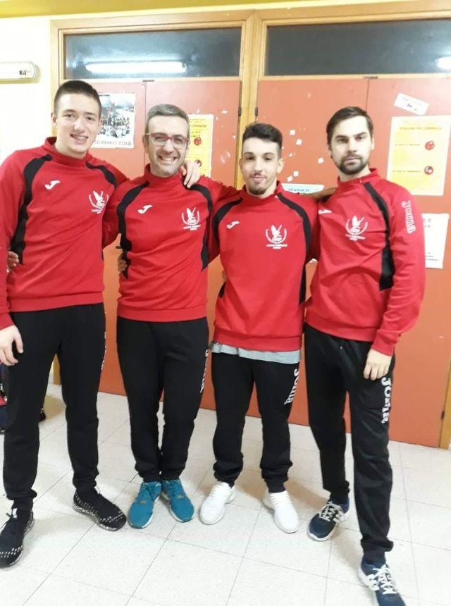 Tennistavolo. La Sant'Espedito Napoli arriva in Serie A