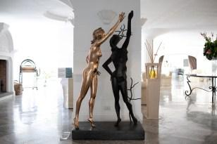 "Grande successo per la mostra di ""Dalì"" a Capri 3"