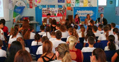 eTwinning/ErasmusPlus Day –  IC3 Don Peppe Diana without borders