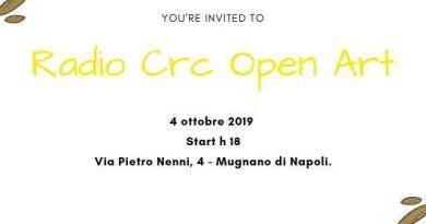 """Parte """"Radio CRC Open Art"""""""