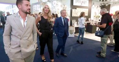 Vebo_Eleonora Daniele difende il lavoro degli artigiani come ambasciatrice AIRB