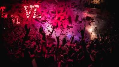 HUB, Vida Loca: la notte caliente sbarca al Partylines 1