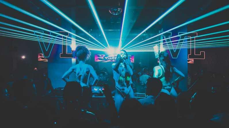 HUB, Vida Loca: la notte caliente sbarca al Partylines 3