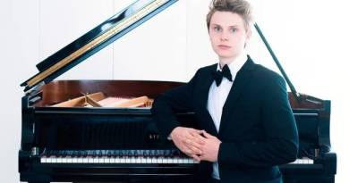 Maximilian Trebo suona Beethoven, Chopin e Schumann per il Maggio del Pianoforte