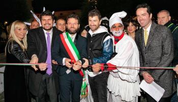 Siani accende il Pulcinella Film Festival 1