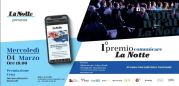 """I° Premio giornalistico Nazionale """"Comunicare La Notte"""" a Ottaviano (NA)"""
