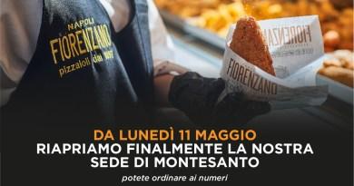 """Pizzeria Fiorenzano 1897 - """"Promozioni, sconti e sicurezza: così riapriamo per i nostri clienti"""""""