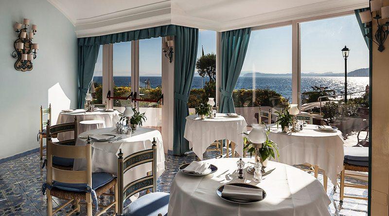 Riapre domani il Punta Molino, il Grand Hotel del jet set internazionale e della dolcevita ischitana