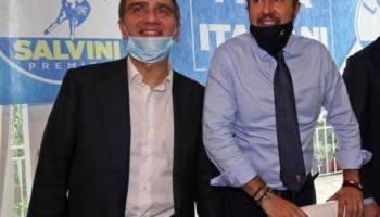 """Regionali, Nappi (Lega) """"M5S voterà De Luca, voto è occasione per far cadere Conte"""""""