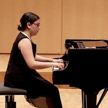 """Maggio della Musica, recital di Carmen Sottile per """"Solopiano"""""""