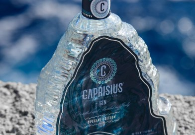 Caprisius Gin - Special Edition. Il gin ufficiale dell'isola di Capri