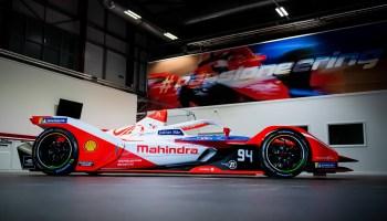 Mahindra presente la stazione 2021 di Formula E