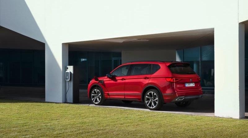 SEAT elettrifica il suo SUV di grandi dimensioni: avviata la produzione di Tarraco e-HYBRID