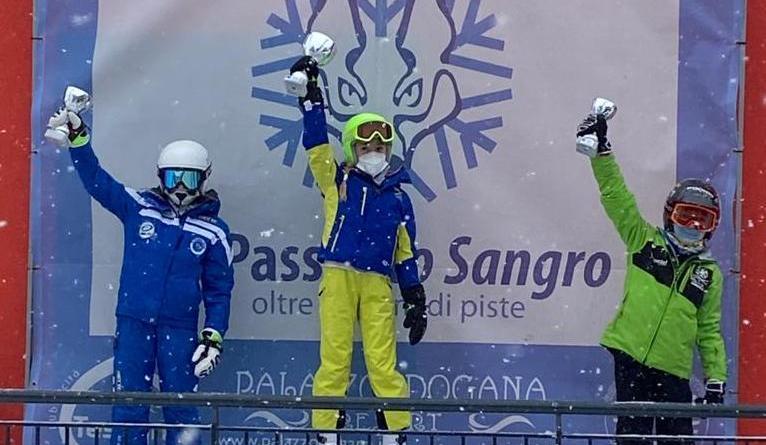 Un tris di donne vince nelle quattro gare a Roccaraso