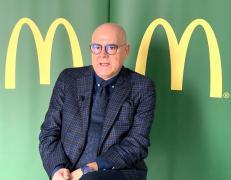 Luigi Snichelotto, partner McDonald's per le province di Salerno e Potenza