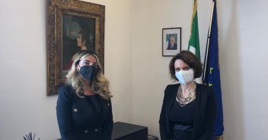 Ristori per gli autonomi, Barbara Preziosi: «Ho incontrato la ministra Bonetti, grade attenzione alla situazione campana»