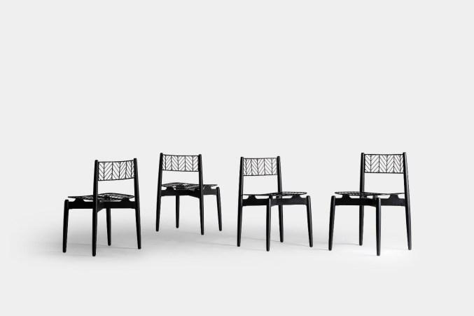 PLISSÉ è la prima collezione disegnata interamente da José Manuel Ferrero per VICAL DESIGN nuovo brand di VICAL HOME. 1