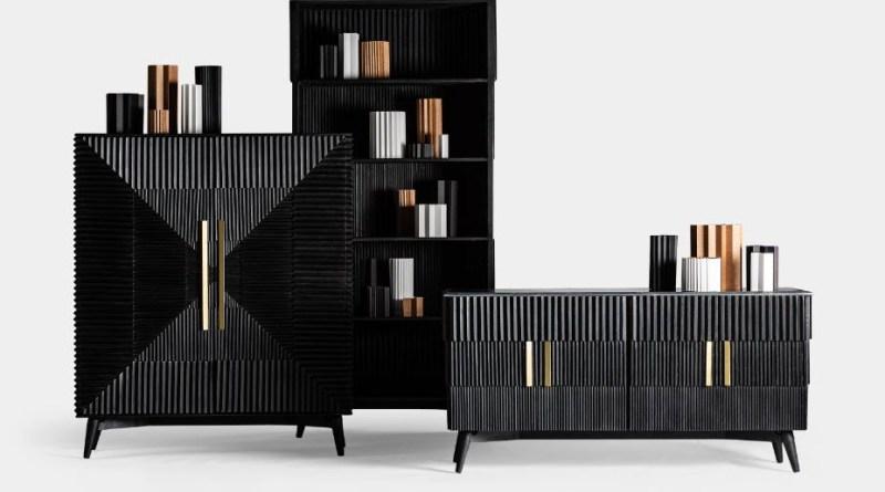 PLISSÉ è la prima collezione disegnata interamente da José Manuel Ferrero per VICAL DESIGN nuovo brand di VICAL HOME. 2