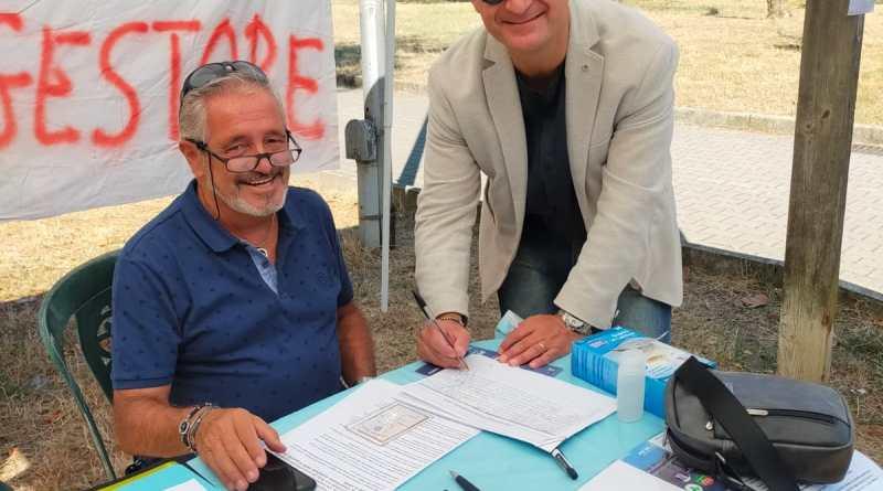 Il Biodigestore a due passi dalla Reggia non s'ha da fare, domani seconda raccolta firme organizzata dal CMI in piazza Cattaneo